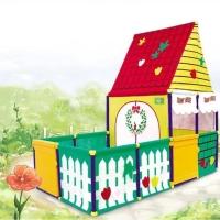 Rumah Main Anak Tenda Kolam Bola Rumah Main Anak Indoor & Outdoor