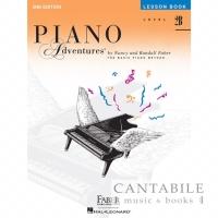 Piano Adventures Lesson Book - Level 2B