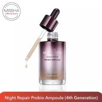(ORIGINAL 100%) Missha Time Revolution Night Repair Probio Ampoule