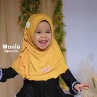 JILBAB ANAK INSTANT YARA SIZE S by Monia Hijab Kids