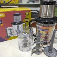 Mitochiba CH 200 Magic Chooper Blender - Hitam [2 L]