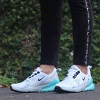Sepatu Nike Air max 270 Running womens Pink rose / sepatu wanita