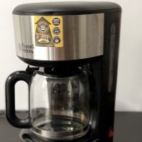 Russell Hobbs Oxford Coffee Maker (Used Item)