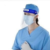 Faceshield face shield face mask medical grade dental isolation