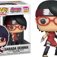Funko Pop Original Anime - Boruto Naruto Next Generation- Sarada Uchih