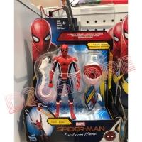 Mainan Action Figure SpiderMan Spider Man Far From Home Web HASBRO ORI