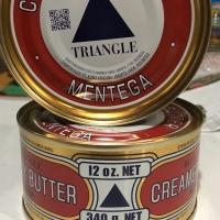 Creamery Butter Blue Triangle/Mentega Segitiga 340gr