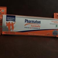Pharmaton formula Multivitamin dan Mineral dengan Ginseng G115 isi 5