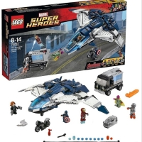Lego set super heroes the avengers quinjet city chase no 76032