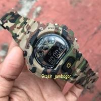 JAM TANGAN NEW G SHOCK DW6900 HITAM MERAH DW-6900 DIGITAL WATCH Black