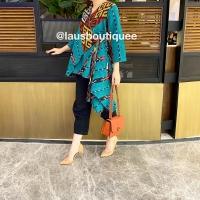 Kimono ende/atasan tenun