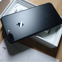 APPLE IPHONE 7 PLUS 32GB BLACK MATTE GSM GARANSI 1 TAHUN