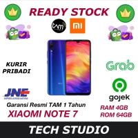 Xiaomi Redmi Note 7 RAM 4GB ROM 64GB Garansi TAM RESMI 4 GB 64 GB