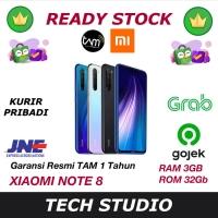 Xiaomi Redmi Note 8 RAM 4GB ROM 64GB Garansi TAM RESMI 4 GB 64 GB
