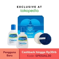 Cetaphil Special Package for Love (Oily/Sensitive Skin)