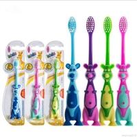 Sikat gigi anak bulu lembut bisa berdiri child kid toothbrush