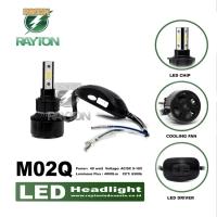 Lampu Motor Led H6 H4 RTD M02Q 40 Watt