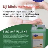 Sabun cuci tangan Diversey 5L H4