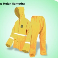 Jas Hujan Safety Samudra Original