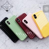 Trunk case Iphone 6 6S plus 7 8 X XR XS MAX 11 PRO MAX simple casing