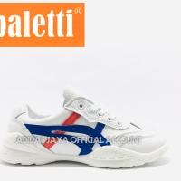 Sepatu Sneakers Spaletti SPA19-187 BL Original Product