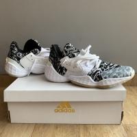 Sepatu Basket Adidas Harden Vol. 4 Cookies Cream Oreo EF1260 ORIGINAL