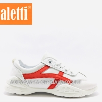 Sepatu sneakers Spaletti SPA19-186 RE original product