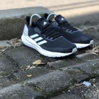 Adidas Solar Blaze Black List White