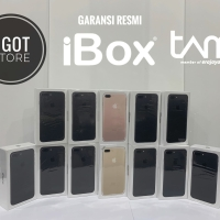 iPhone 7 Plus 128GB New Grs Resmi iBox/TAM 1 Tahun