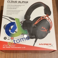 Kingston HyperX Cloud Alpha HX-HSCA-RD Gaming Headset - Merah
