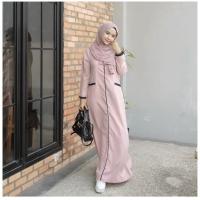 [ Promo Flash Sale ] Dress Ka Size S M L XL | GAMIS TERBARU