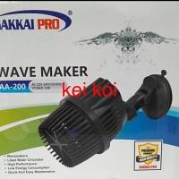 POMPA AQUARIUM WAVE MAKER SAKKAI PRO AA-200