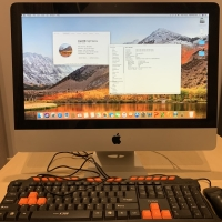 "Apple iMac i3 21.5"" Mid 2010 i"