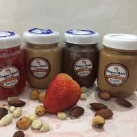 Selai almond homemade