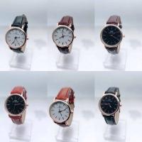 Jam tangan Wd kulit wanita