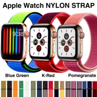 Apple Watch NYLON WOVEN STRAP Series 5 4 3 2 1 iWatch Band Sport Loop