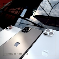 IPHONE 11 PRO MAX 64 GB SECOND ORIGINAL LIKE NEW GARANSI APPLE AKTIF