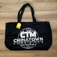 Chinatown Market Corduroy Entertainment Tote Bag