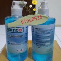 Hand Gel Sanitizer Hamco 500ml