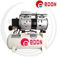 Edon Oiless Compressor Kompresor Tanpa Oli 075 HP Silent Kedap