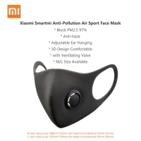Xiaomi Smartmi masker face mask 3D KN95 filter 97% 5 layer