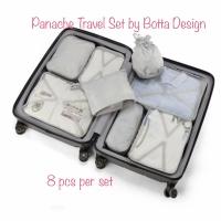 PANACHE Korean Premiun 8 pcs /set Travel Bag Botta Design Tas Travel