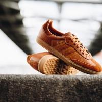 Adidas Samba OG FT Craft Ochre