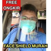[Ready] Helm Corona / Topi Corona / Face Mask / Topi APD anti droplet