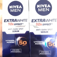 Nivea Men Extra White Anti Dark Spot Serum Spf 50
