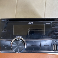 Head unit audio JVC honda brio e 2014 / 2015 / 2016 / 2013 oem origina