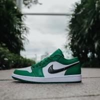 Nike Air Jordan 1 Low Green Toe ORIGINAL