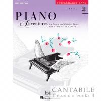 Piano Adventures Performance Book - Level 3B