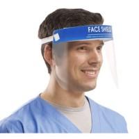 Faceshield APD medis/pelindung wajah/masker mika/safety mask
