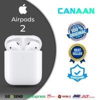 Apple Airpods 2 (GEN 2) ORIGINAL NEW BNIB - Charging Case